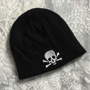 Kids Skull Skull-Cap
